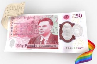 Banca Angliei a dezvaluit cum va arata bancnota de 50 de lire. Ce personalitate apare pe ea