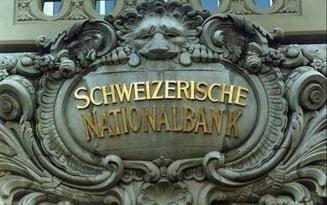 Banca Elvetiei lucreaza pe ascuns cu francul - care este scopul neoficial