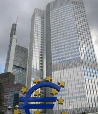 Banca Europeana Centrala, criticata pentru masurile anticriza