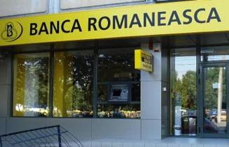Banca Romaneasca scade dobanzile depozitelor