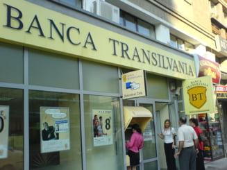 Banca Transilvania: Bunuri de 13,5 milioane de euro, puse sub sechestru
