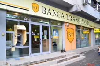 Banca Transilvania majoreaza avansul la creditele ipotecare, dupa ce Legea darii in plata a intrat in vigoare