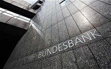 Banca centrala a Germaniei se afunda in datorii, in incercarea de a salva zona euro