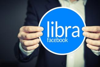 Bancheri din lumea intreaga se intalnesc azi cu Facebook pentru a discuta despre Libra