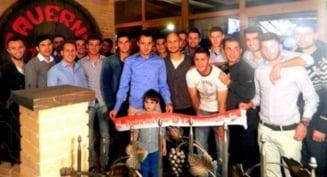 Banchetul de final de an al utistilor a avut loc la Taverna Pecicana