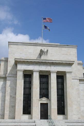 Bancile americane se imbogatesc pe spatele bancii centrale