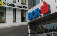 Bancile austriece si-au redus expunerea in Romania - vezi cu cat