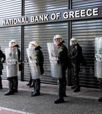 Bancile grecesti au nevoie de 27 de miliarde de euro