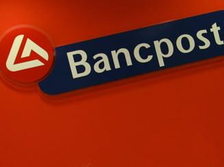 Bancpost a avut cea mai mare pierdere din piata in 2009