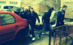 Banda de hoti din Arges, arestata dupa o serie de spargeri in serie in judetul Olt