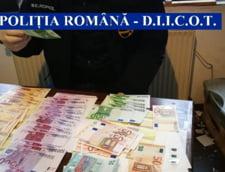 """Banda de infractori romani care a fabricat peste 400.000 de euro in imprimerii clandestine. """"Aveau cunostinte de chimie si inginerie mecanica"""""""
