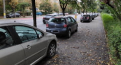 "Banda dedicata din Gheorgheni ""muta"" masinile pe trotuar! Primaria, trasa de urechi de un clujean suparat"