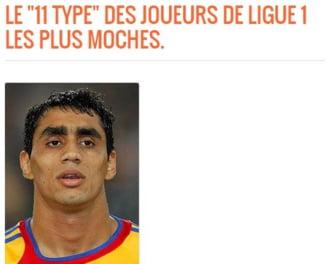 Banel Nicolita, in topul celor mai urati fotbalisti din Franta