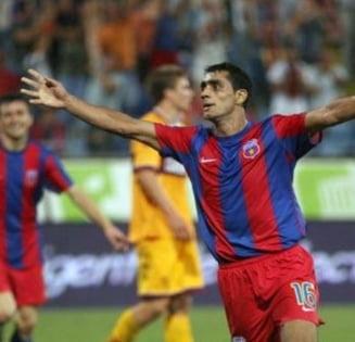Banel Nicolita, sfatuit sa plece de la Steaua