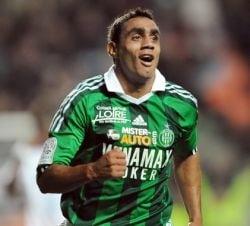 Banel Nicolita a marcat din nou pentru Saint Etienne