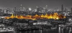 Bangkok se scufunda si ar putea fi acoperit partial de apa pana in 2030