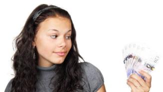 Bani de buzunar pentru copil: Invata-l ce inseamna responsabilitatea financiara