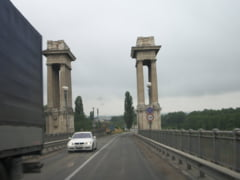 Bani europeni pentru drumurile de acces catre podul Giurgiu-Ruse