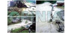 Banii pentru refacerea drumurilor afectate de ploile din mai-iunie, impartiti in mod dubios catre 16 comune din judet