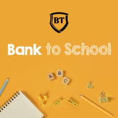 Bank to School: Banca Transilvania vine cu oferte bancare pentru fiecare