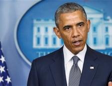 Barack Obama, conferinta pe tema celor petrecute in Ucraina