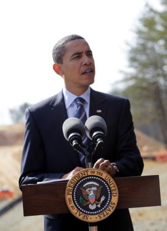 Barack Obama, primele declaratii: Am spus ca, indiferent de rezultat, soarele va rasari. Si asta s-a intamplat