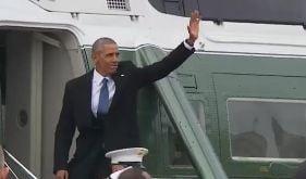 Barack Obama a plecat direct in vacanta. Cand se intoarce va crea o fundatie care ii va purta numele (Video)