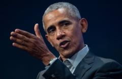 """Barack Obama apreciaza """"marele elan"""" care travereaza SUA: """"Tara noastra este mai buna, mai generoasa si mai inteligenta decat poate intelege Donald Trump"""""""