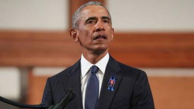Barack Obama da un avertisment dur intregii planete: Omenirea ar putea sa dispara in 100 de ani
