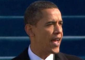 Barack Obama este noul presedinte al SUA (Video)