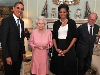 Barack Obama face in mai o vizita de stat in Marea Britanie