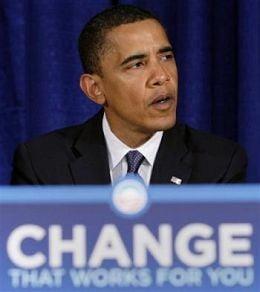 Barack Obama si-a facut site, pentru a combate barfele
