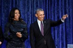 Barack si Michelle Obama vor realiza sapte proiecte pentru Netflix
