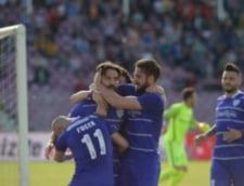 Barajul pentru Liga 1: ACS Poli Timisoara invinge UTA Arad in prima mansa, dupa un meci spectaculos