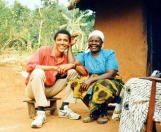"""Barak Obama a anuntat decesul bunicii sale. """"Ne va fi un dor enorm de ea, dar sarbatorim cu recunostinta viata ei lunga si remarcabila"""""""