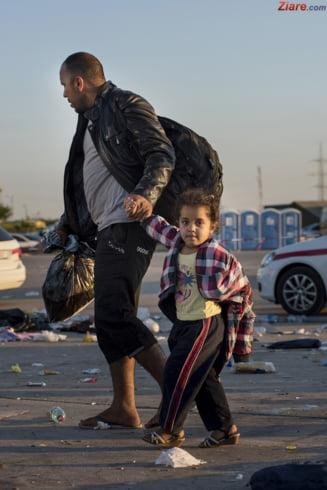 Barbat arestat in UE, dupa ce i-a jignit pe Facebook pe refugiatii sirieni