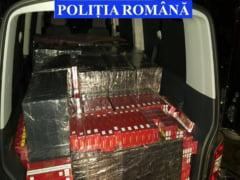 Barbat care transporta mai mult de jumatate de milion de tigarete de contrabanda, arestat preventiv de Judecatoria Vatra Dornei
