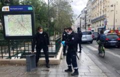 Barbat decapitat la periferia Parisului. Criminalul este considerat terorist si a iesit inarmat in fata politistilor