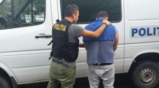 Barbat din Valcea, cautat de autoritatile judiciare ungare, depistat de politisti in Sibiu