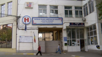 Barbat gasit spanzurat la Spitalul Spiridon din Iasi. Acesta se vindecase de COVID si urma sa fie externat