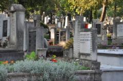 Barbat ingropat in Cimitirul Sibiu dupa patru luni cand a murit