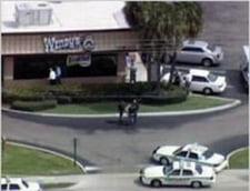 Barbat ucis intr-un fast-food din Florida