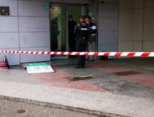 Barbatul care a jefuit duminica o casa de schimb valutar din Cluj-Napoca a fost prins