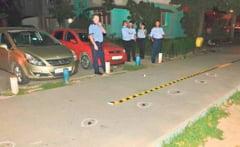 Barbatul impuscat de de 6 ori de politistii din Craiova a fost arestat pentru tentativa de omor