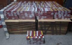 Barbatul prins intre Izvoarele Sucevei si Ghicea cu tigari de contrabanda de 140.000 de lei, trimis in judecata