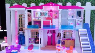 Barbie in era tehnologiei: locuieste intr-o casa inteligenta si are propria drona