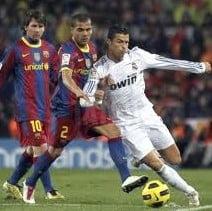 Barcelona - Real Madrid, duel aprig in Primera Division