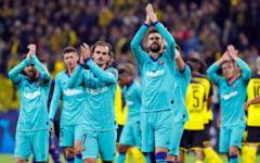 Barcelona, amendata cu 300 de euro pentru incalcarea regulamentului privind transferurile