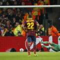 Barcelona, cu un pas in sferturile Ligii Campionilor: Victorie uriasa la Manchester