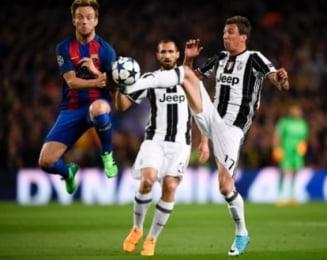 Barcelona, eliminata de Juventus in sferturile Ligii Campionilor